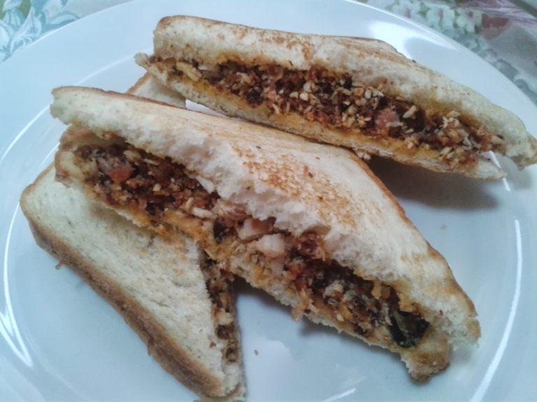 Sandwich de Pringá.