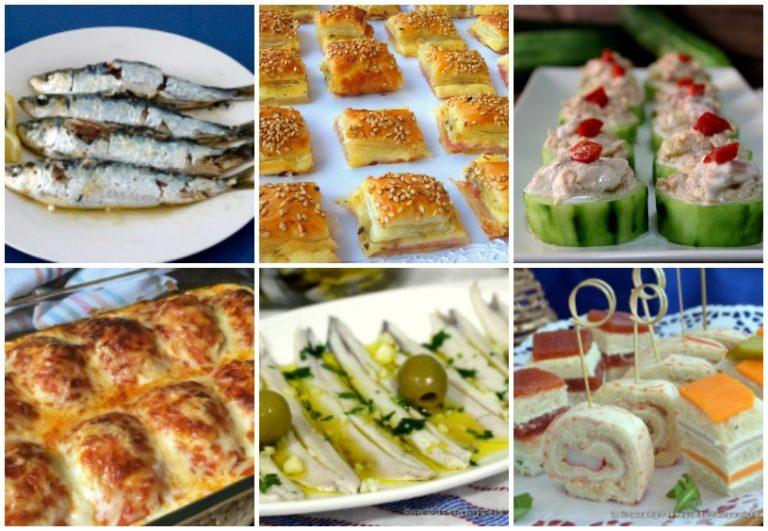 Aperitivos f ciles y ricos para preparar r pidamente - Los mejores aperitivos ...