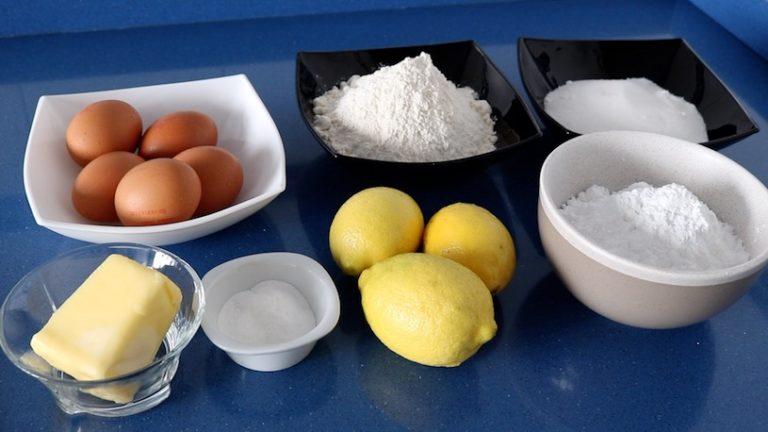 Imagen de los ingredientes necesarios para esta receta
