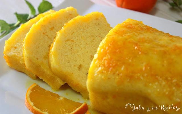 bizcocho de naranja al micro 5