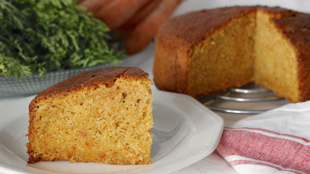 Bizcocho De Zanahoria Cocina A Buenas Horas Incorporar las yemas y el resto de. bizcocho de zanahoria