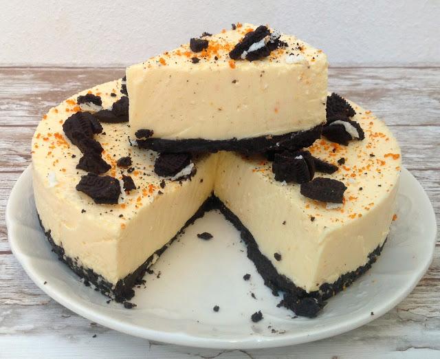 tartas sin horno