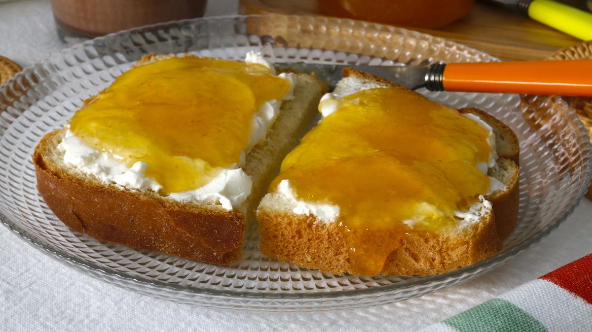 como hacer mermelada de naranja dulce o amarga