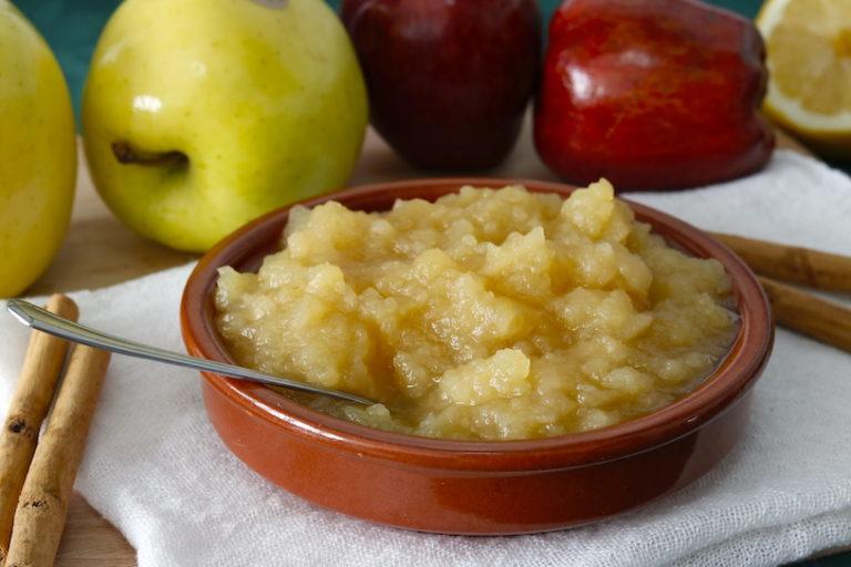 Compota de Manzanas