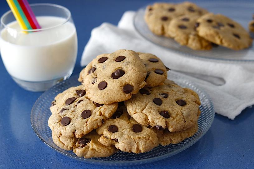 Cookies de Chocolate. Las Galletas Más Famosas
