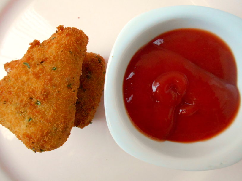 Croquetas de quesitos