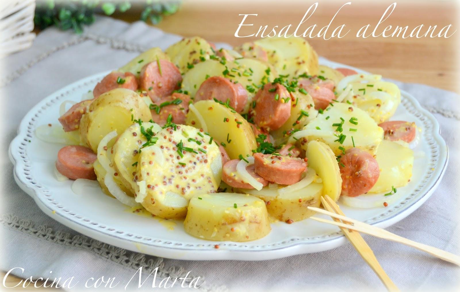 Las Ensaladas Mas Originales Cocina A Buenas Horas ~ Recetas De Ensaladas Faciles Y Originales