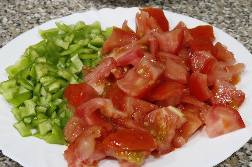 como hacer ensalada campera