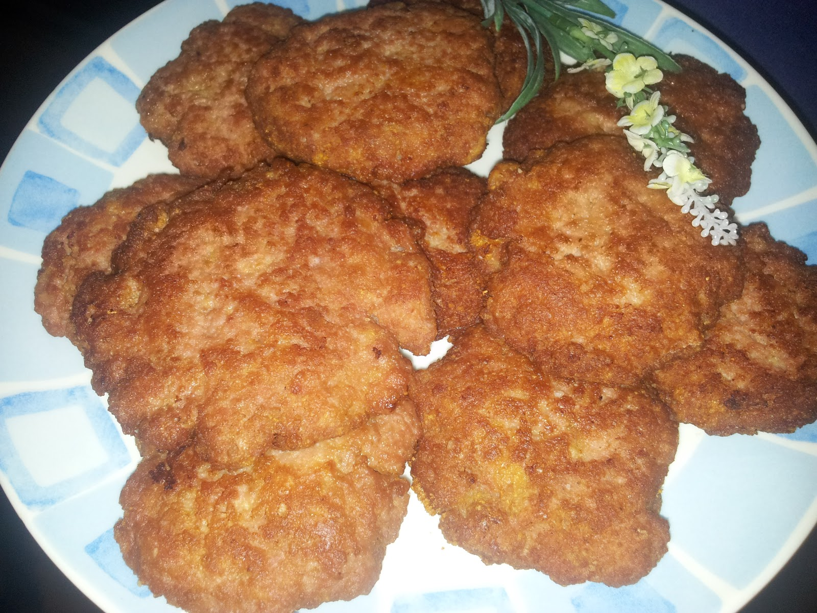 Filetes Rusos en 10 minutos.