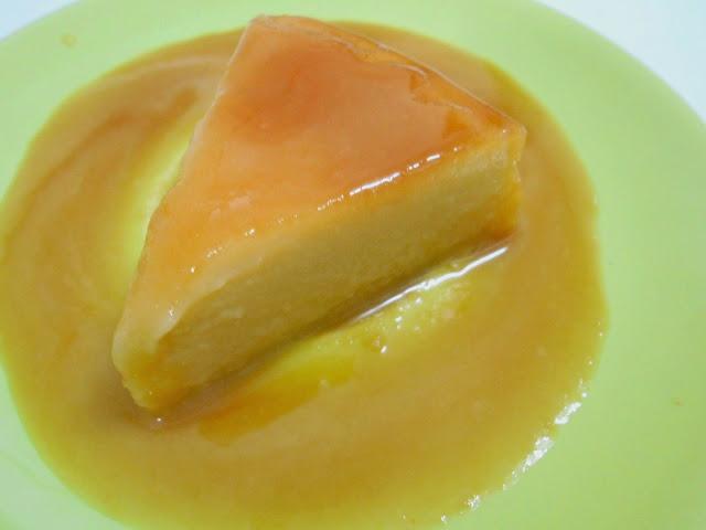 Flan-manzana-galletas