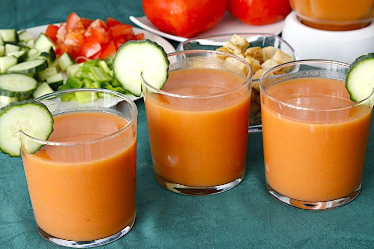 Recetas de aperitivos andaluces