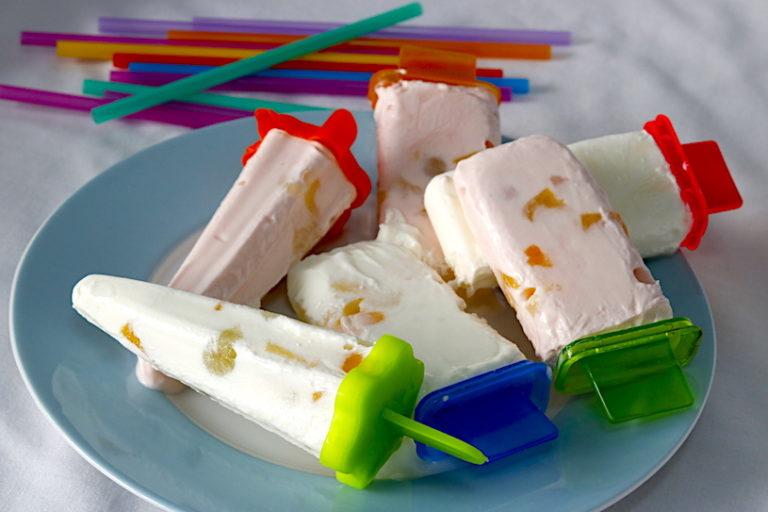 ingredientes para hacer un helado casero