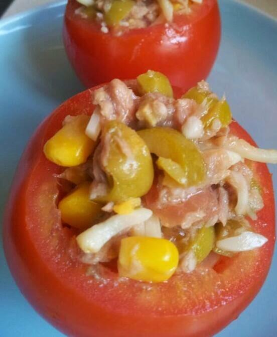 Tomates Rellenos.