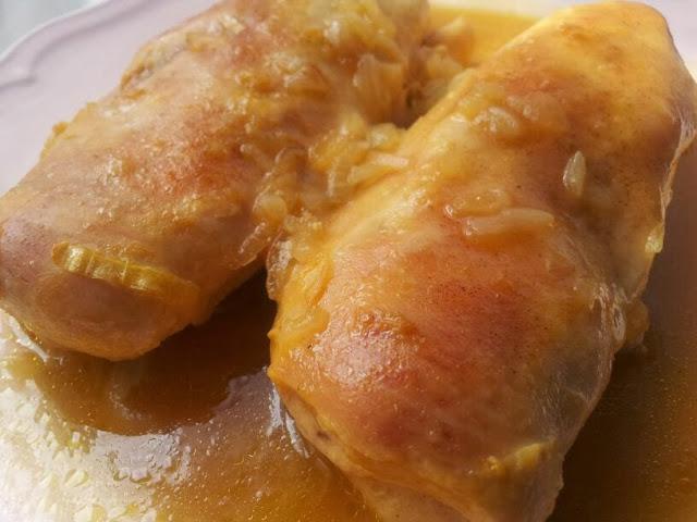 Pollo en 2 minutos