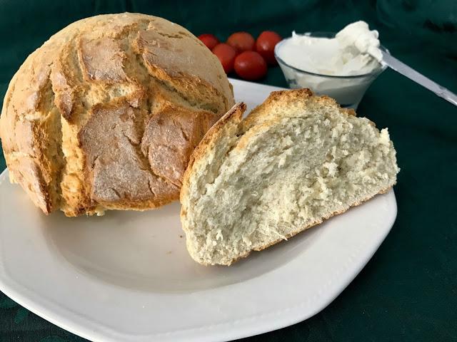 Pan casero muy facil y rapido