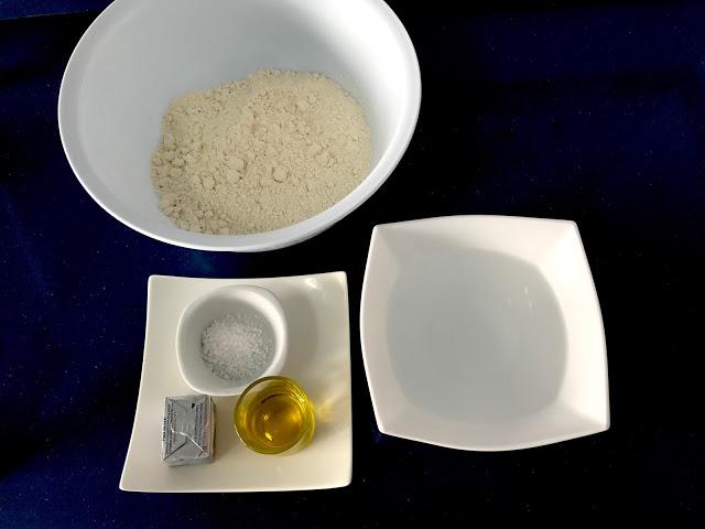 Pan casero muy facil y rapido cocina a buenas horas for Ingredientes para cocinar