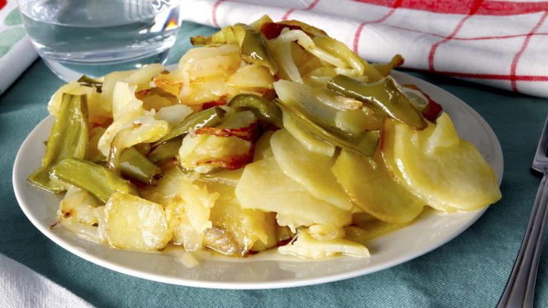 Patatas A Lo Pobre Cocina A Buenas Horas