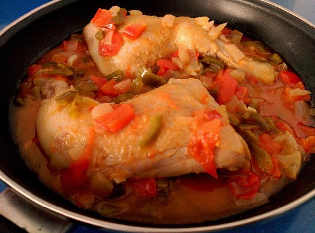 Pollo Al Chilindrón Cocina A Buenas Horas