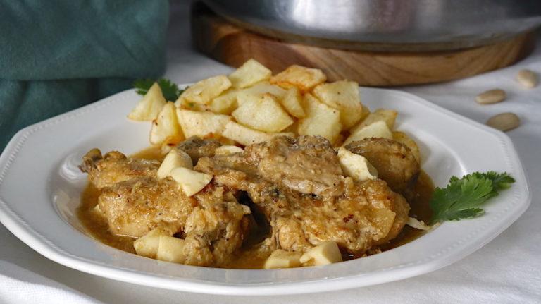 Pollo En Pepitoria Cocina A Buenas Horas