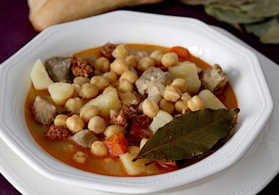 Potaje de Garbanzos Andaluz