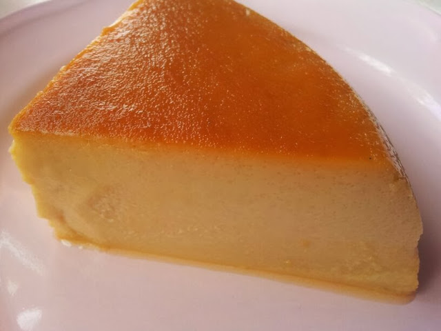 Quesillo de Mango Falso