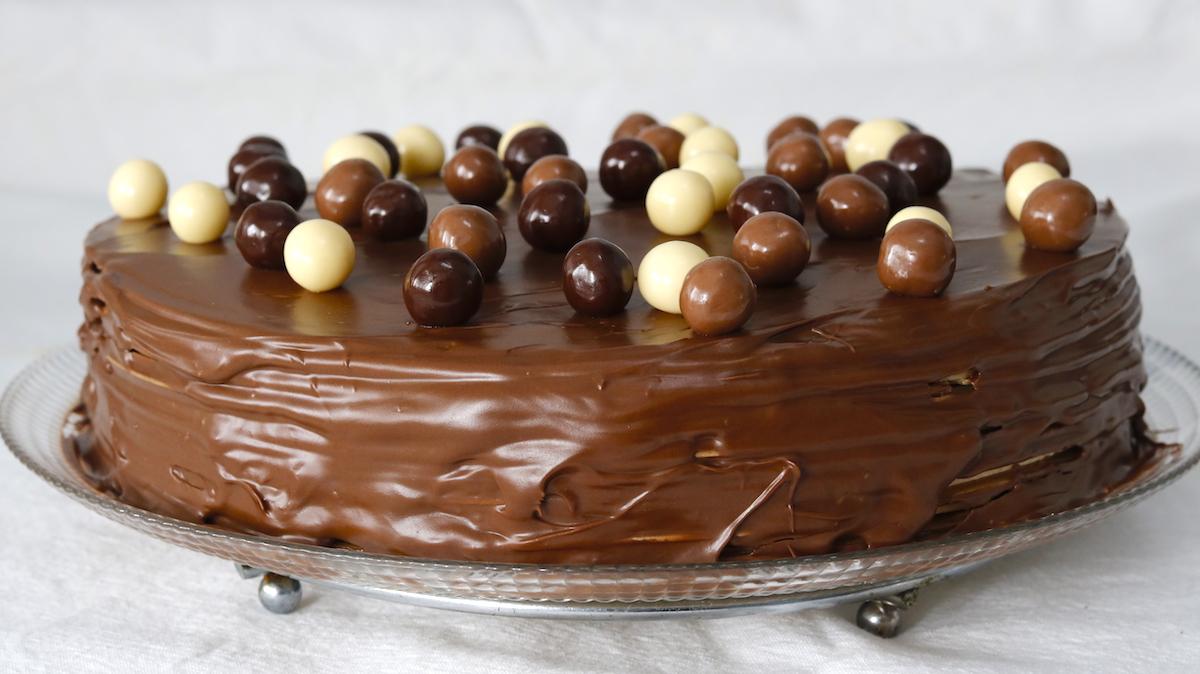 Receta tarta huesitos