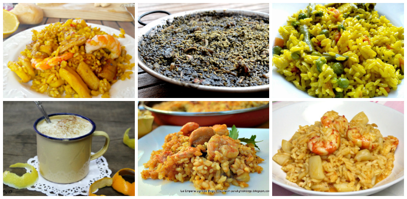 6 recetas de arroz ¡Muy fáciles!
