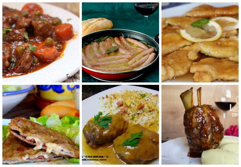 Recetas fáciles de carne