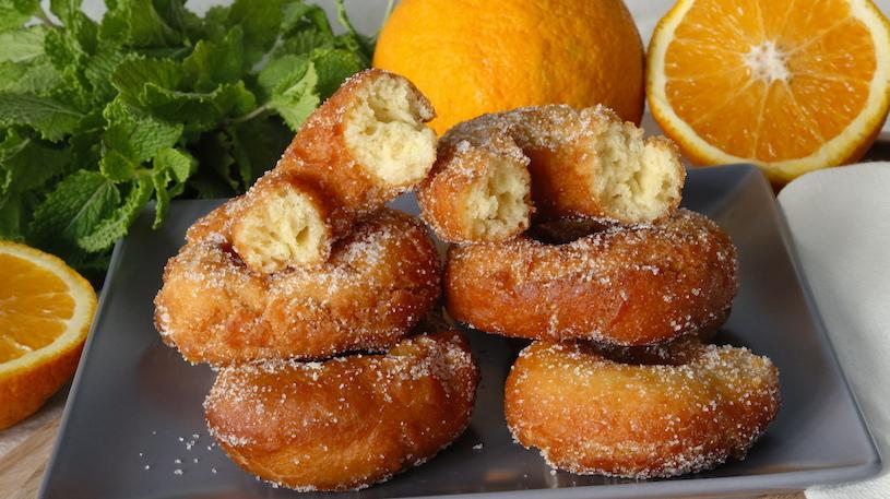 rosquillas de naranja 4