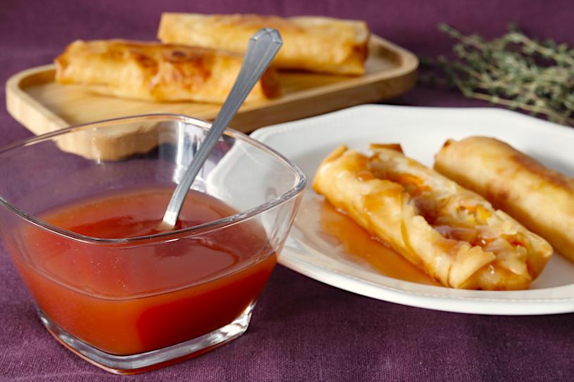 salsa agridulce china