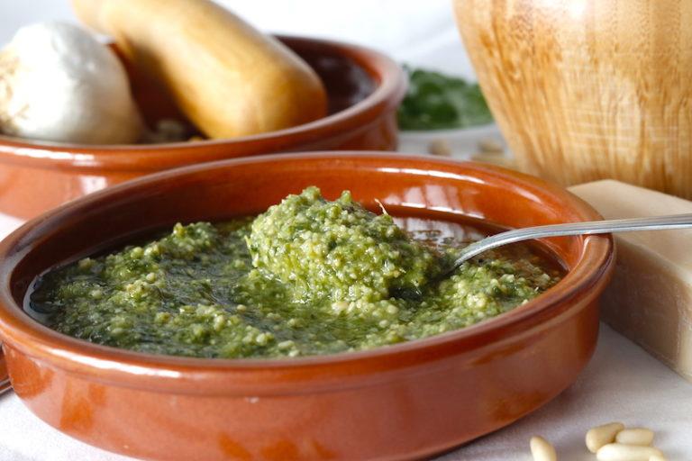 Salsa Pesto Cocina A Buenas Horas