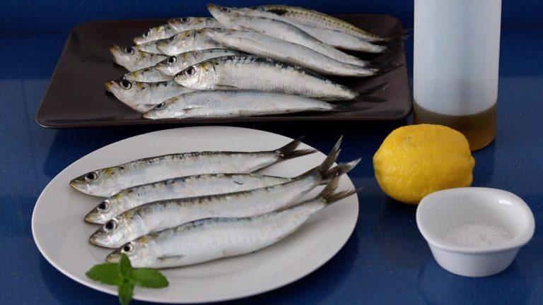 Sardinas sin humos ni olores cocina a buenas horas - Como cocinar sardinas ...