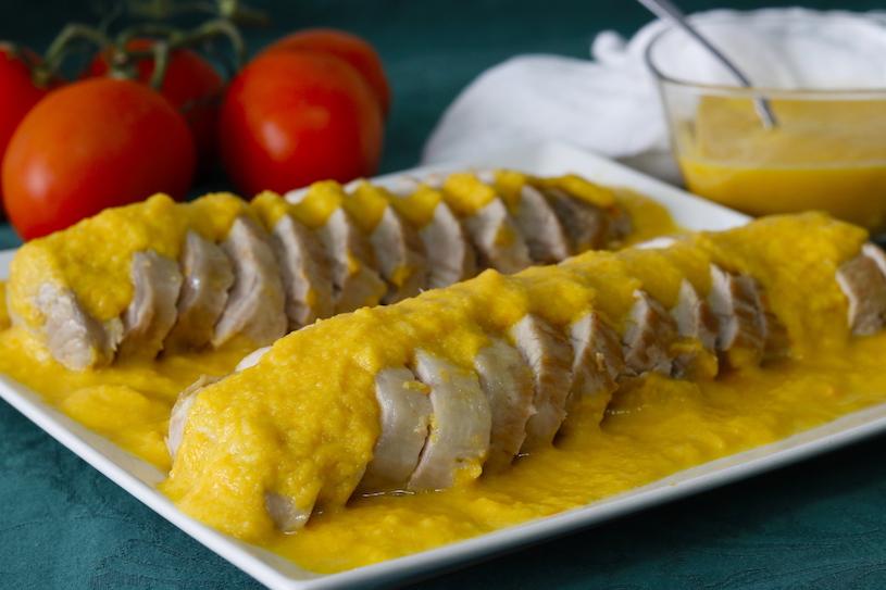 Solomillo En Salsa De Zanahorias Cocina A Buenas Horas