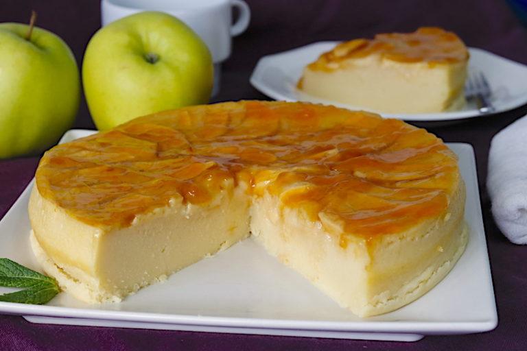 Tarta De Manzana Tradicional Cocina A Buenas Horas