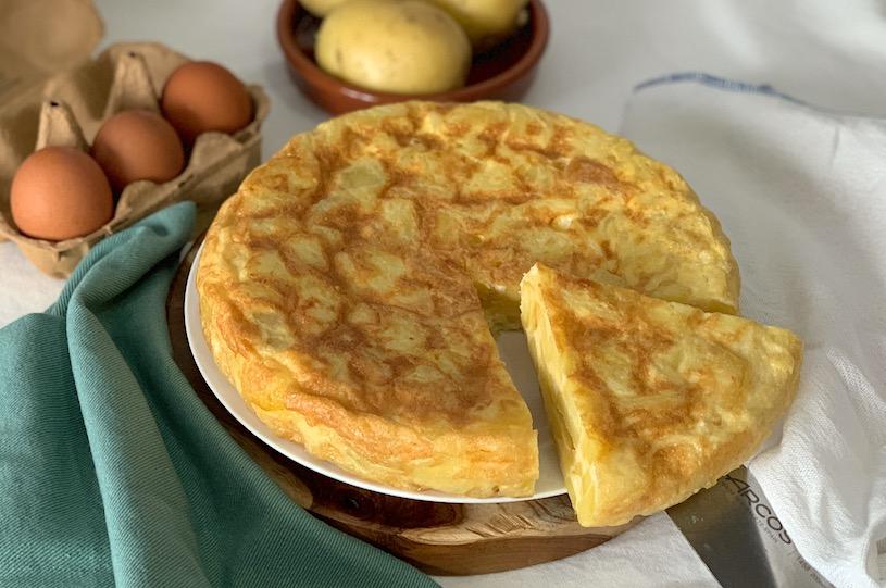 tortilla de patatas 1