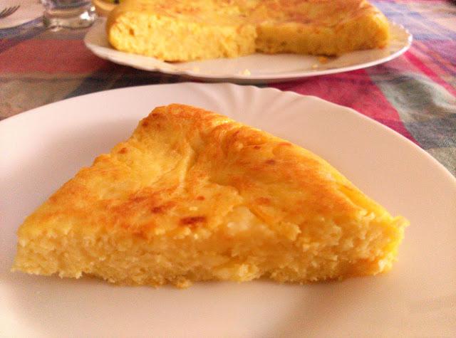 Tortilla de Patatas Cocidas